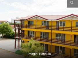 HOTEL ILA – hotel w mieście Vama Veche