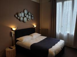 Hotel Le Splendid, hotel in Troyes