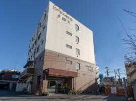 OYO Business Hotel Tamachi, hotel in Haneda