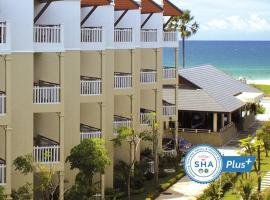 Karon Princess Hotel (SHA Plus+), hotel in Karon Beach