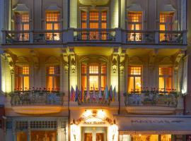 Aqua Marina, hotel in Karlovy Vary