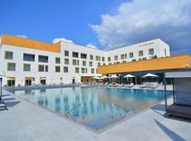 mk hotel tirana