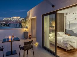 Ivis 4 Boutique Hotel, hotel in Athene
