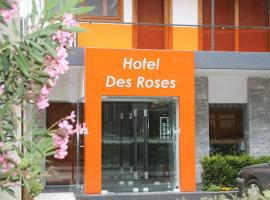 Hotel Des Roses, hotel near Goulandris Natural History Museum, Athens