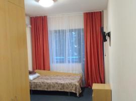 2-х местный номер санатория Морская звезда、ラザレフスコエのホテル