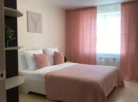 Солнечная квартира на «Звездной», apartment in Berdsk
