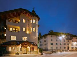 Hotel Cavalletto, hotel in Moena