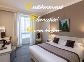 Best Western Grand Hotel de Bordeaux, hotel in Aurillac