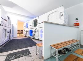 Space Home Hostel - Inner City, hostel in Vienna