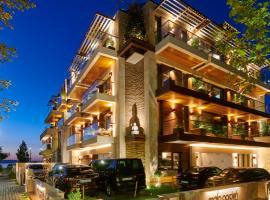 Mala Garden Design Hotel, hotel Siófokon