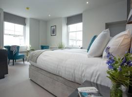 Golden Vanity, Maritime Suites, Brixham, hotel near Berry Head, Brixham