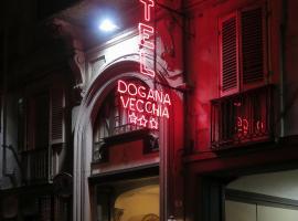 Hotel Antica Dogana, hotell i Turin