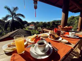 Pousada Parque da Mata, holiday rental in Paraty