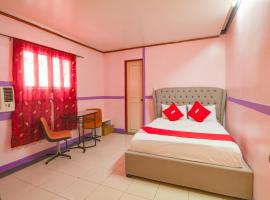 OYO 790 Mango Inn, отель в Маниле