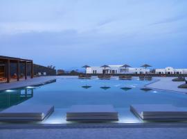 Orama Hotel & Spa, accessible hotel in Fira
