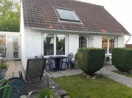 vakantiehuis in Nieuwpoort met tuin, pet-friendly hotel in Nieuwpoort