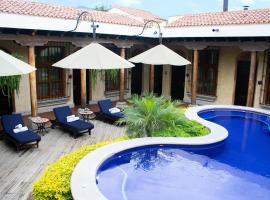 Camino Real Antigua, hotel en Antigua Guatemala