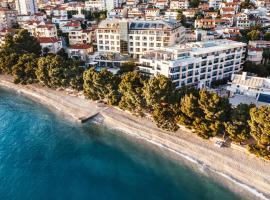 City Beach Apartments, hotel in Makarska