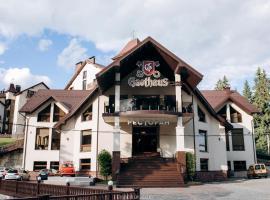 GasthauS, hotel in Bukovel