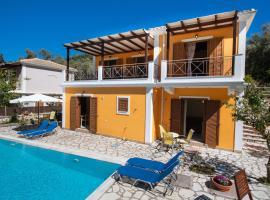 DELPHINUS VILLAS-Villa Nikitas, διαμέρισμα στον Άγιο Νικήτα