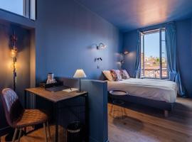 Hotel Nice Cote d'azur, hotel in Nice