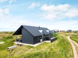 Two-Bedroom Holiday home in Rømø 19, vacation rental in Bolilmark