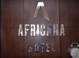 Africana Hotel, hotel en Dubái
