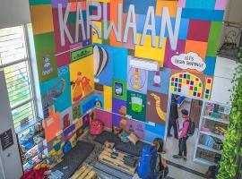 Hostel Karwaan Jaipur, hostel in Jaipur