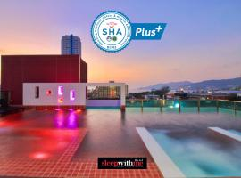 SLEEP WITH ME HOTEL design hotel @ patong (SHA Plus+), hotel in Patong Beach