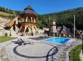 Krupówka Resort Apartamenty i Domki – hotel w Szczyrku