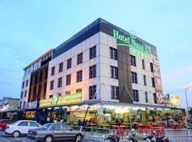 Hotel Nusa CT, spa hotel in Johor Bahru