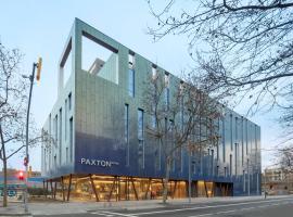 Hotel Paxton Barcelona, hotel near Agbar Tower, Barcelona