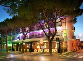 Hotel Storione, hotel poblíž významného místa Torino Square, Lido di Jesolo