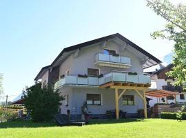Appartement Wanneck, family hotel in Biberwier