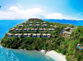 Sri Panwa Phuket Luxury Pool Villa Hotel - SHA Plus, hotel near Phuket Aquarium, Panwa Beach