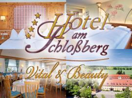 Hotel am Schloßberg, Hotel in Erding