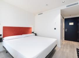 Arena Zone Hotel & Café, hotel ve Valencii