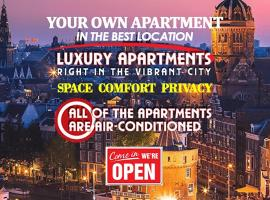 The Hotel Apartments in the Center of Amsterdam, apartment in Amsterdam