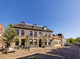 Broeck Oudewater, hotel with parking in Oudewater