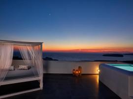 Sunset Faros, hotel in zona Spiaggia Bianca, Akrotiri