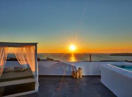 Sunset Faros, hotel in Akrotiri