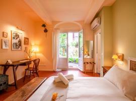 Secret Garden Firenze, bed & breakfast Firenzessä