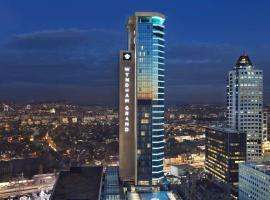 Wyndham Grand Istanbul Levent, hotel near Istanbul Sapphire, Istanbul