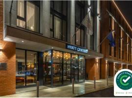Hyatt Centric The Liberties Dublin, hotel in Dublin