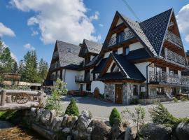 Leśny Dwór, hotel in Murzasichle