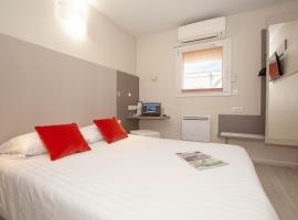 Best Hotel Lyon - Saint Priest, hotel near Business Park of the Vallée de l'Ozon, Saint-Priest