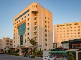 Bristol Hotel, отель в Аммане