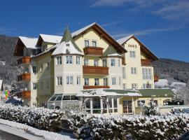 Familienhotel Herbst, hotel in Fladnitz an der Teichalm