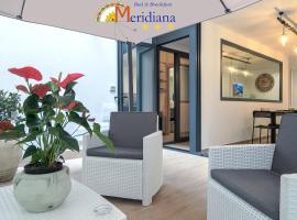 Meridiana B&B, bed & breakfast a Palermo