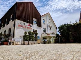 Hotel Rotes Ross, hotel in Erlangen